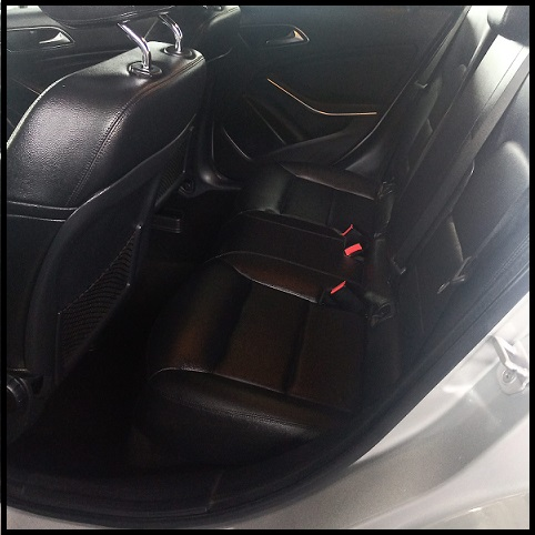 2014 Mercedes Benz CLA 200 A/T