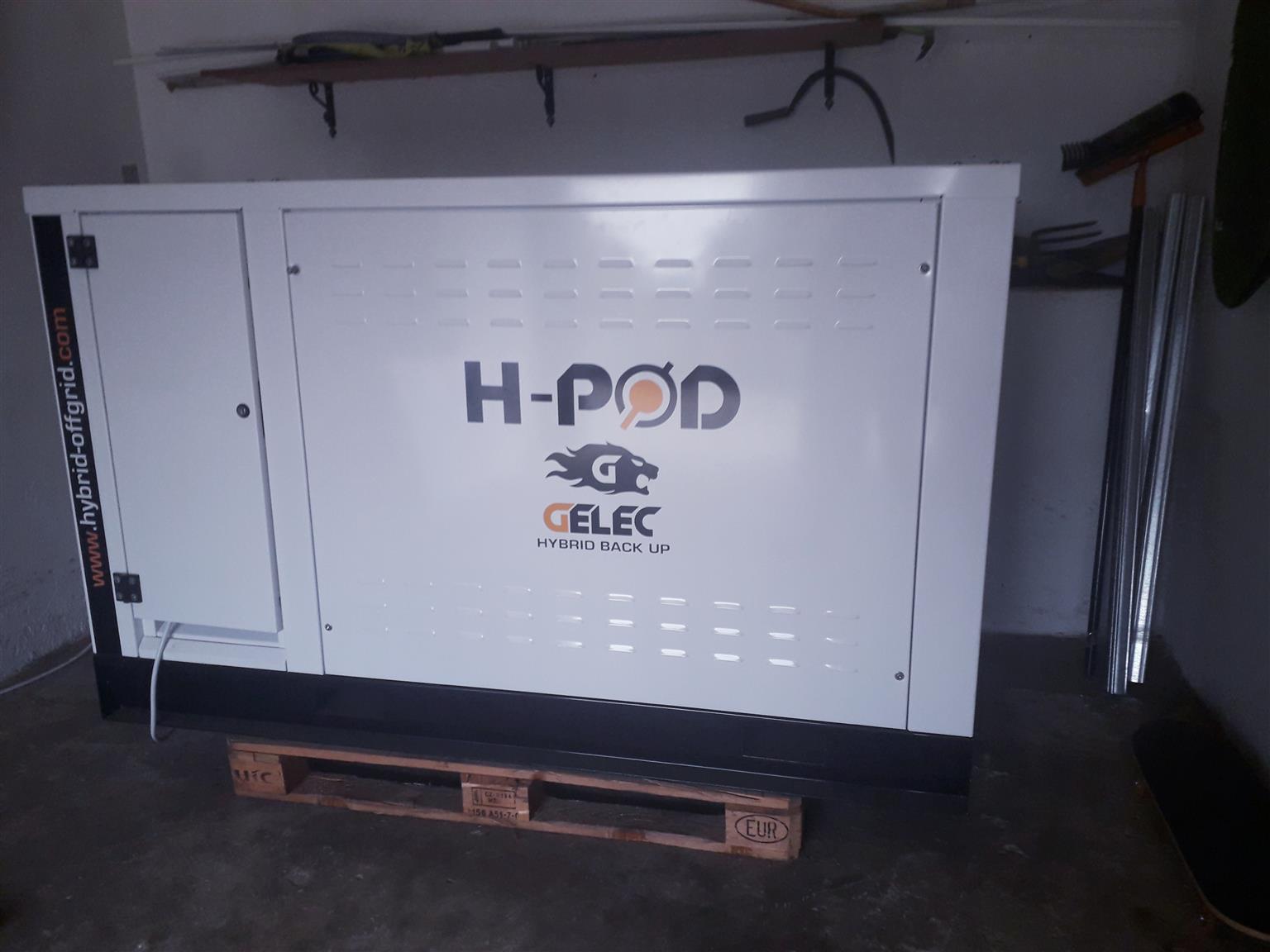 Hybrid Power Supply H-POD