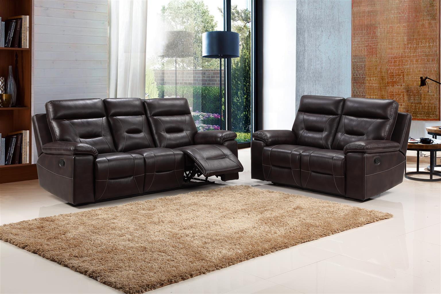 3 PIECE RECLINER LOUNGE SUITE BRAND NEW ANGELO FOR ONLY R 19 999!!!!!!!!!!!!!!!!!!!!!!!