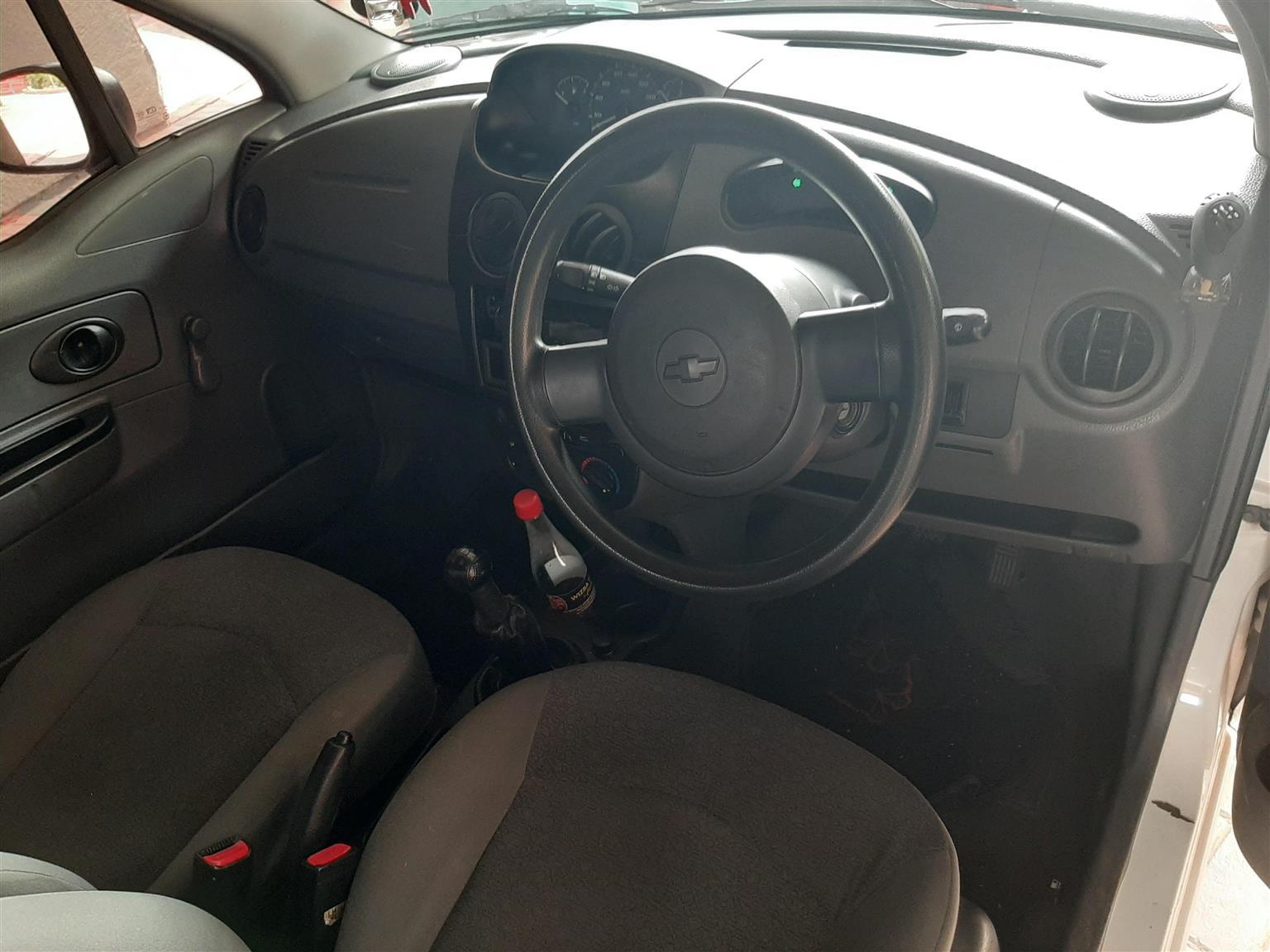 2005 Chevrolet Spark 1.2