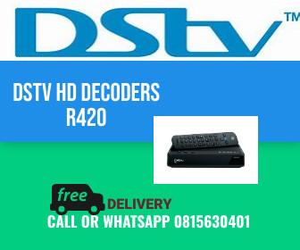 DSTV HD Decoders