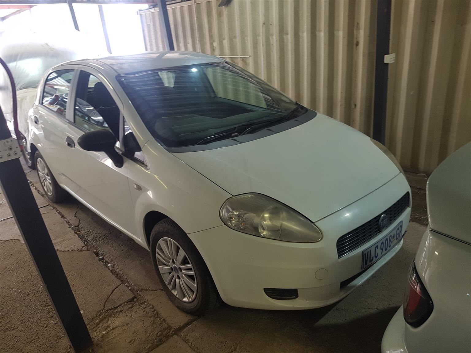 2005 Fiat Punto Grande  1.4 5 door Active