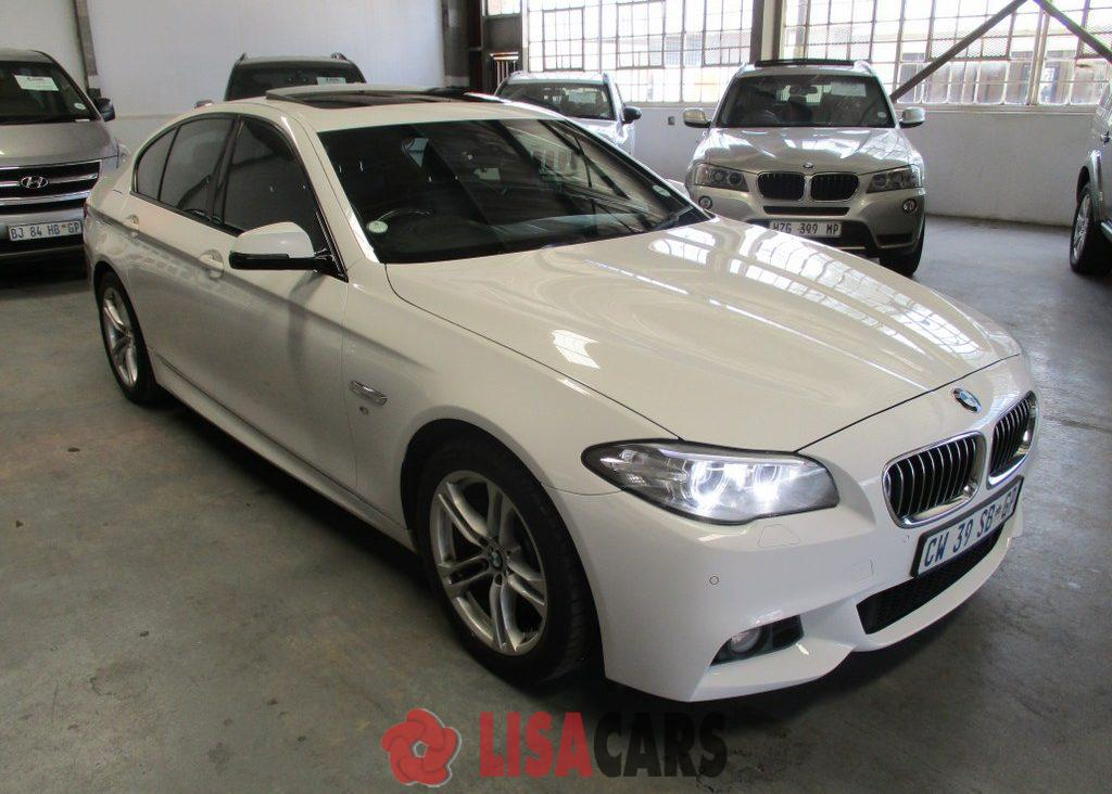 2014 BMW 5 Series 520d M Sport steptronic
