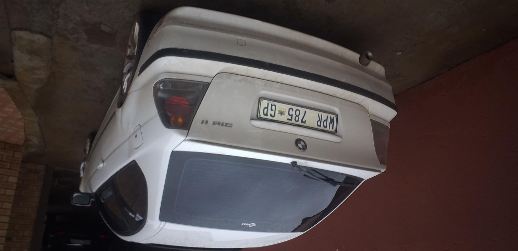 2002 BMW 3 Series 318i M Sport