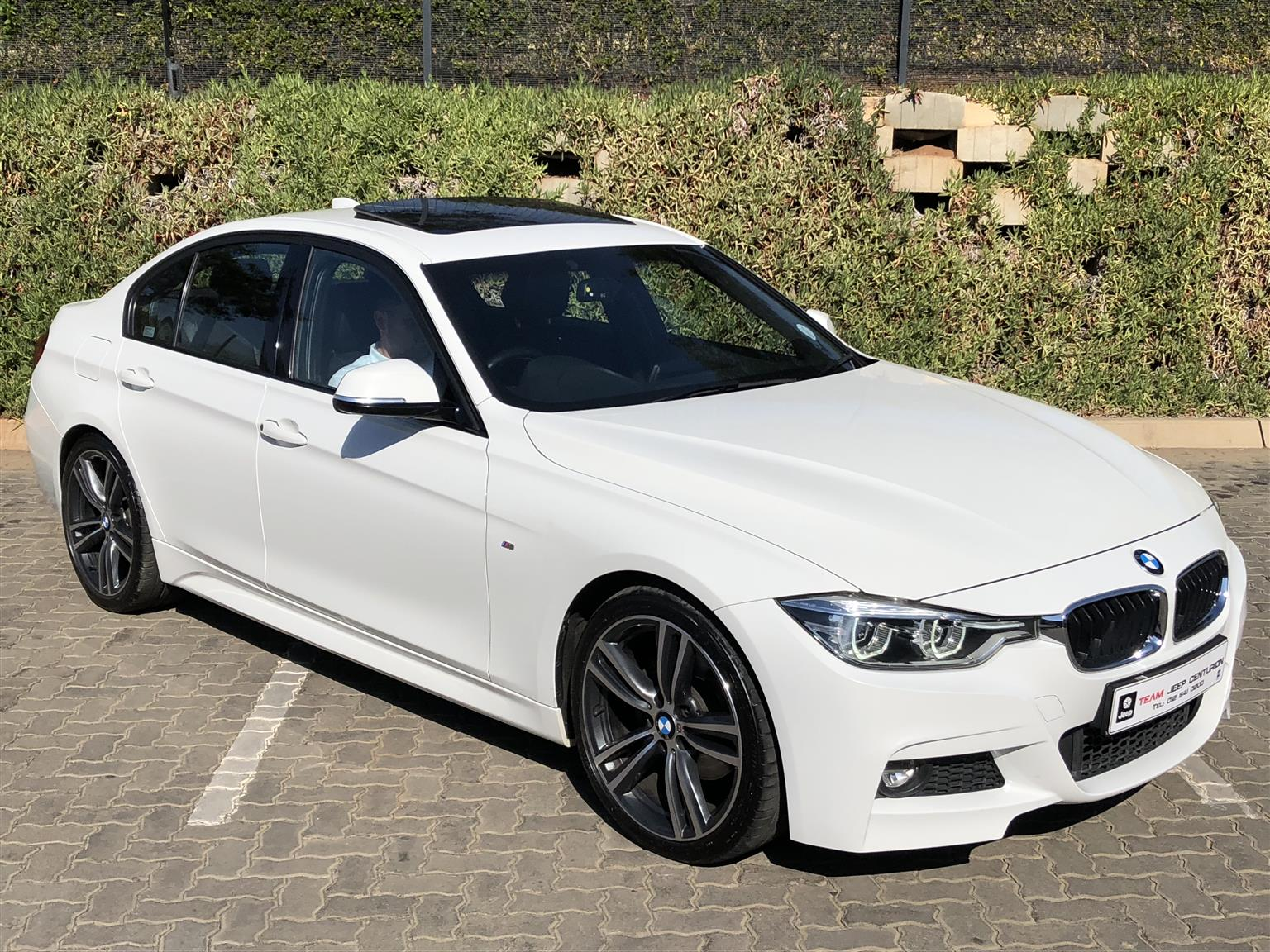 2017 Bmw 3 Series 320d M Sport Steptronic