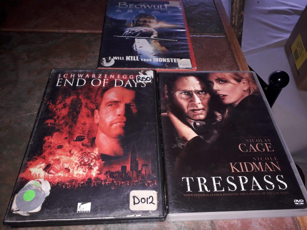 Good quality DVD bundle for sale