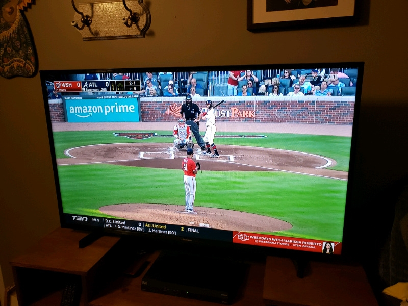 Hisense 50 inch led tv as new | Junk Mail