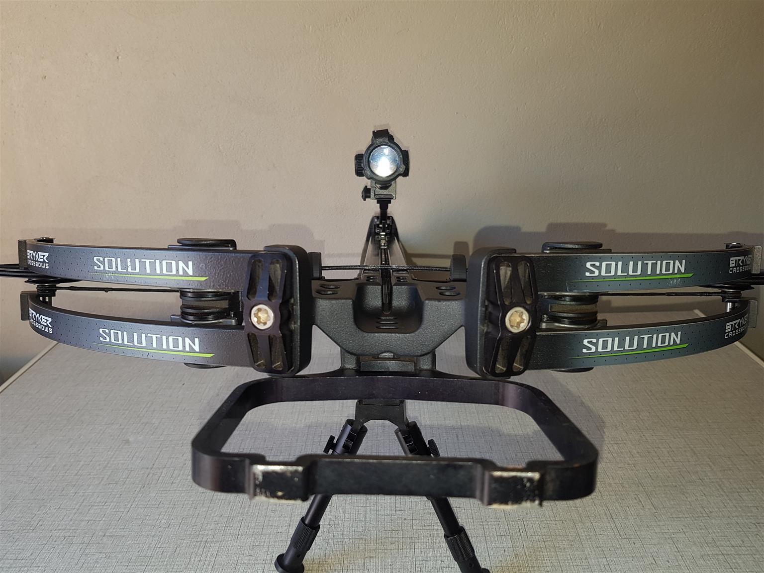 Bowtech Stryker Crossbow