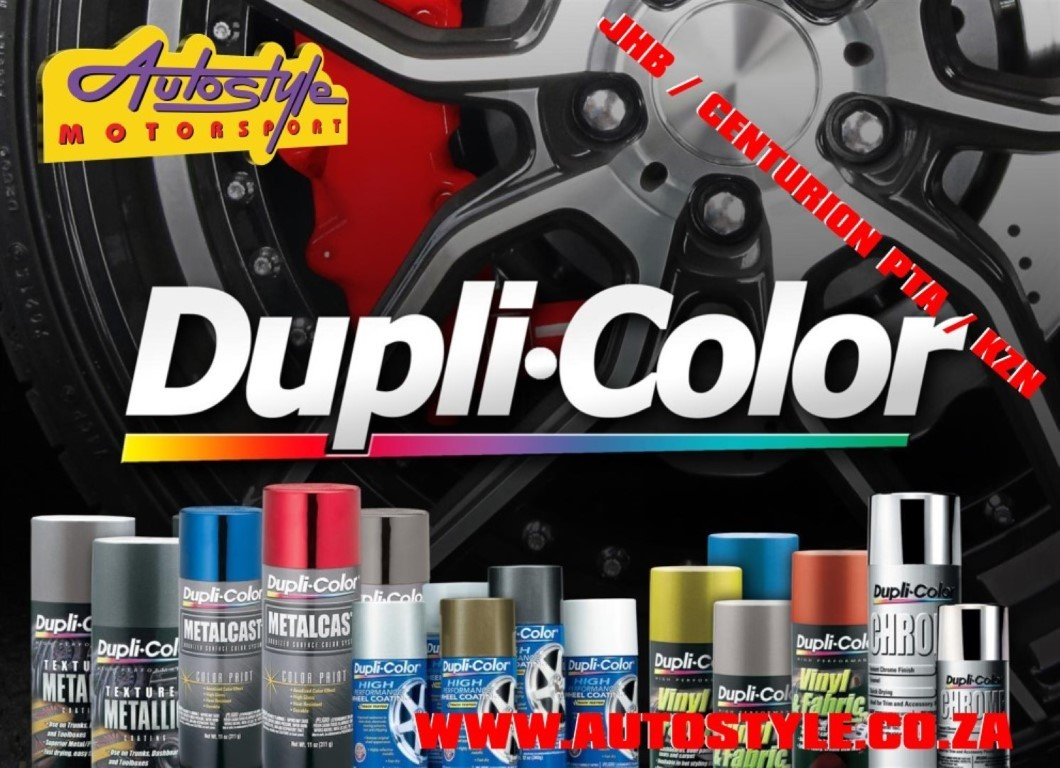 Caliper Paint  Dupli-Color Caliper Paint makes customizing brake calipers easy.