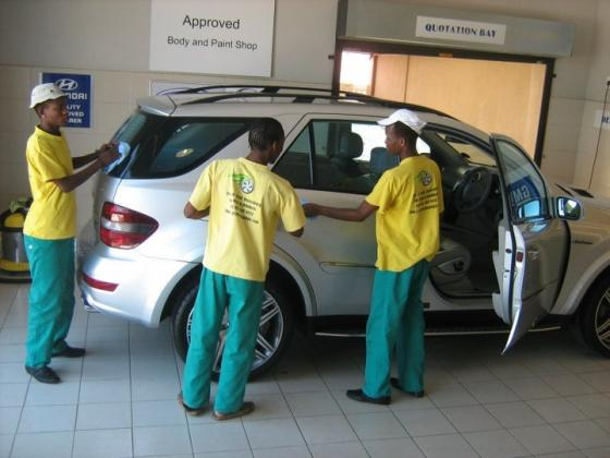 Own a Waterless Car & Vehicle Cleaning Business ! A fully Mobile Business by Eco-D-wash
