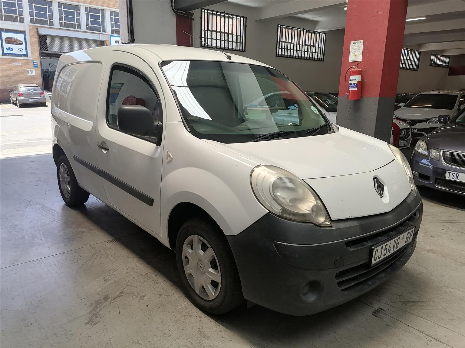 2013 Renault Kangoo Express 1.6