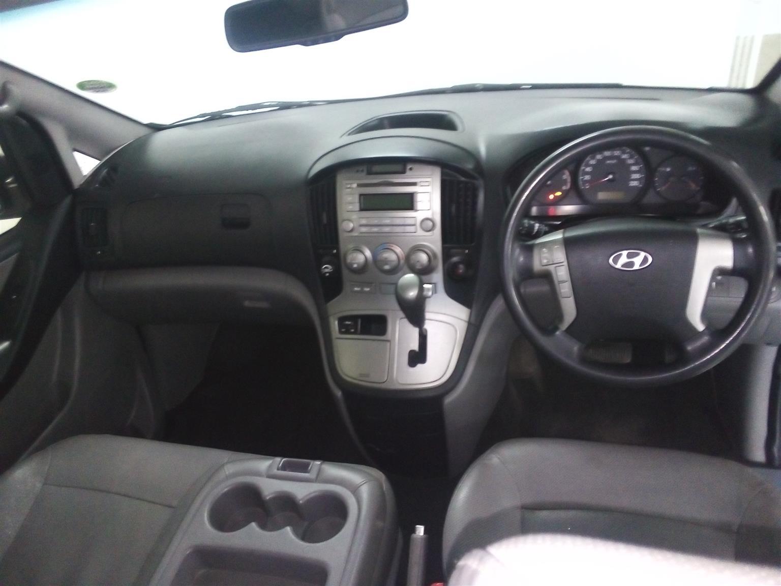 2015 Hyundai H1 H 1 2.5CRDi panel van