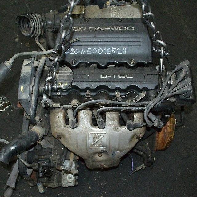Complete Second hand used DAEWOO ENGINES