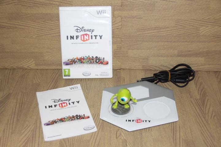 Nintendo Wii Disney Infinity set