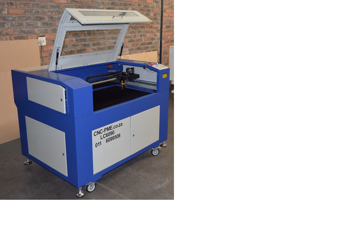 900 x 600 mm 80 watt Laser cutter and engraver