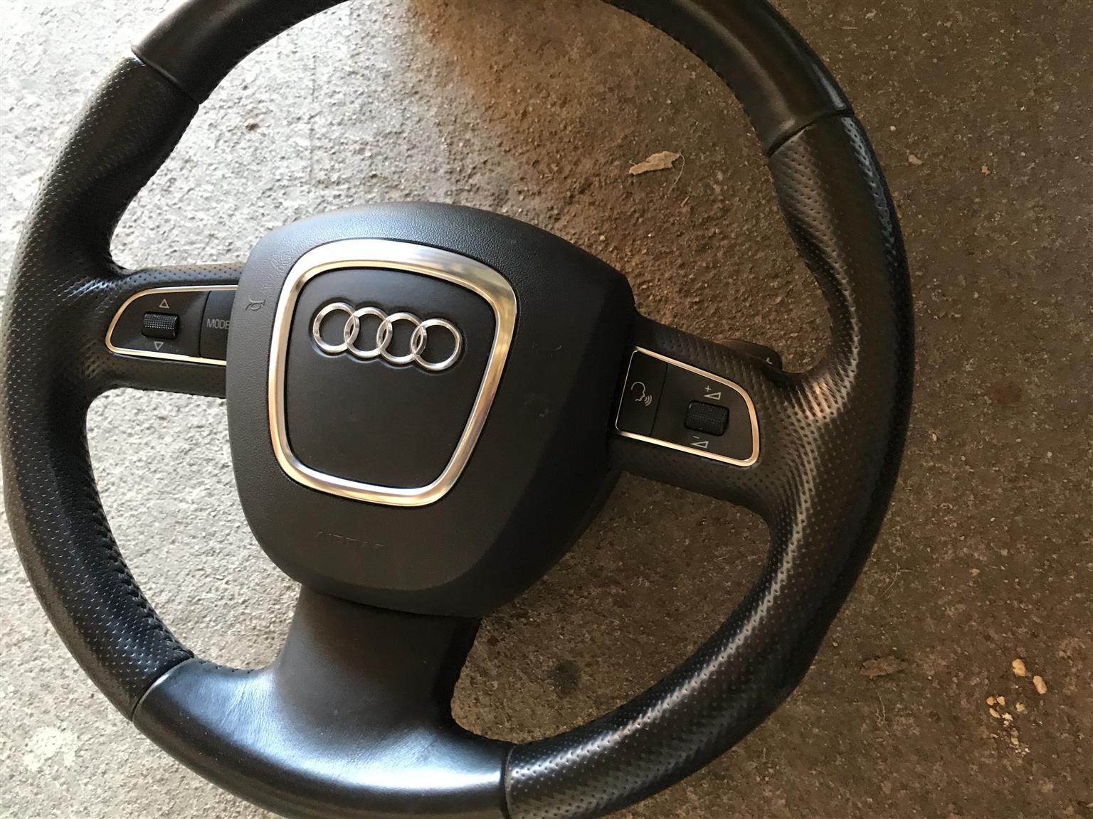 Suspension and Steering Steering Wheels