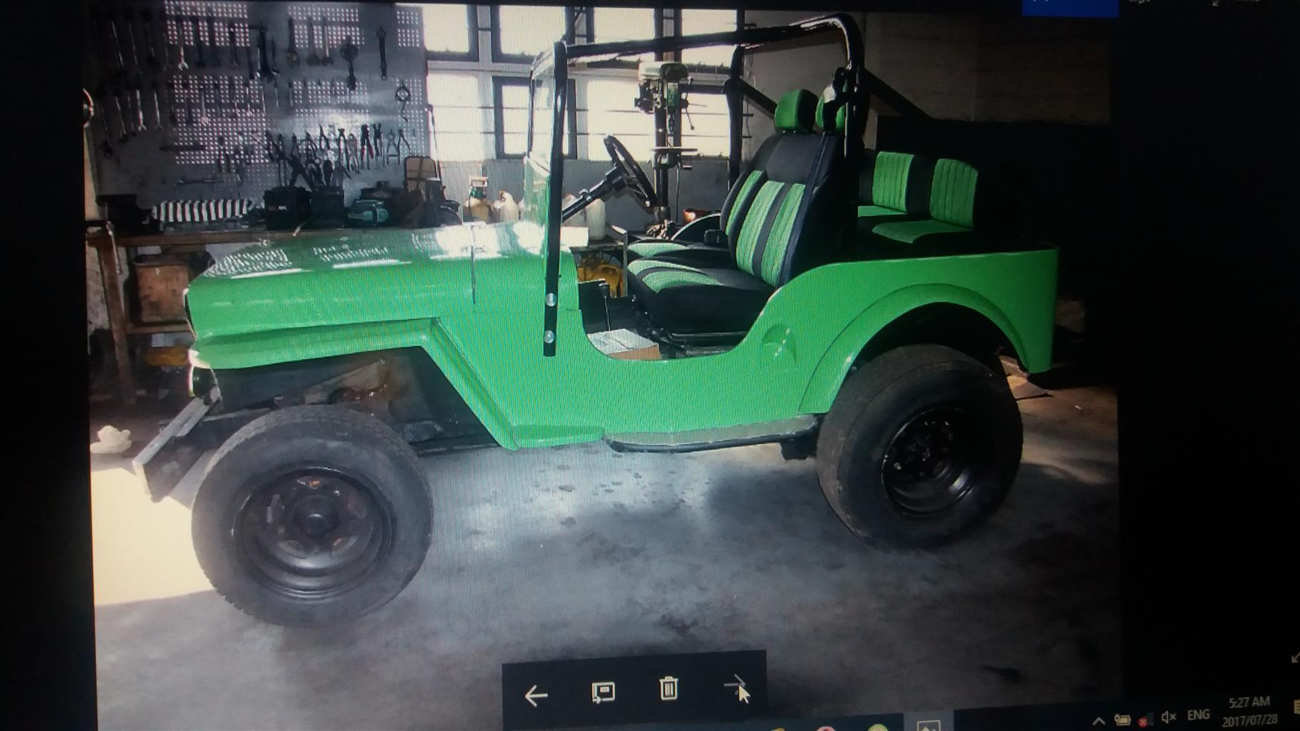 2000 Jeep Willys