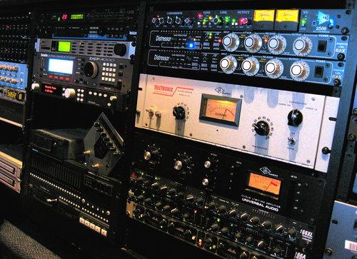 .Music recording studio for sale