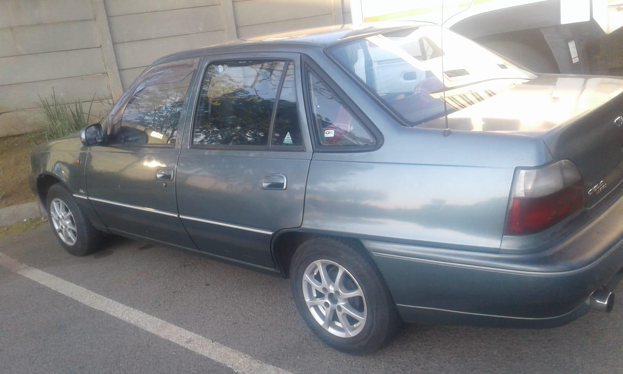 1996 Daewoo Cielo