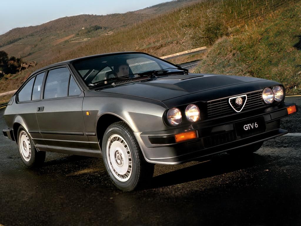 WANTED Alfa GTV 116