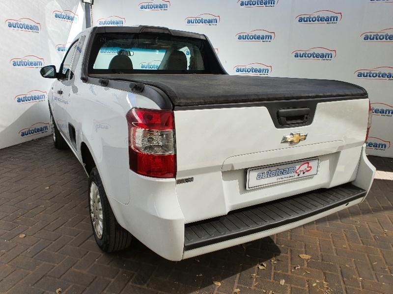 2017 Chevrolet Utility 1.4