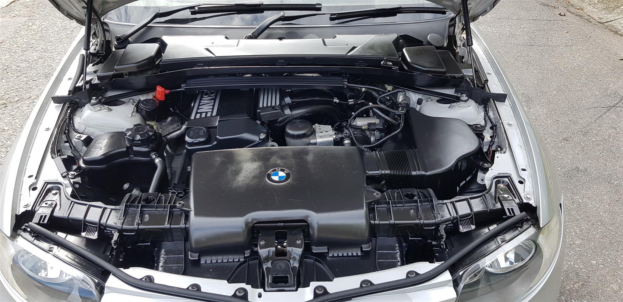 2010 BMW 1 Series 118i 3 door M Sport