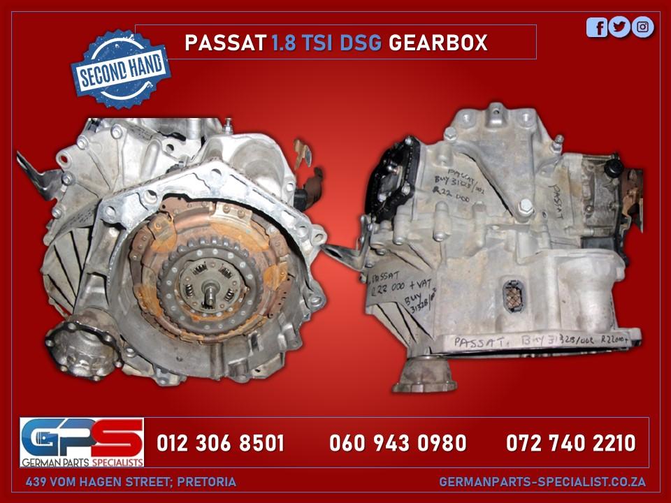 Volkswagen Passat 1.8 TSI DSG Used Gearbox