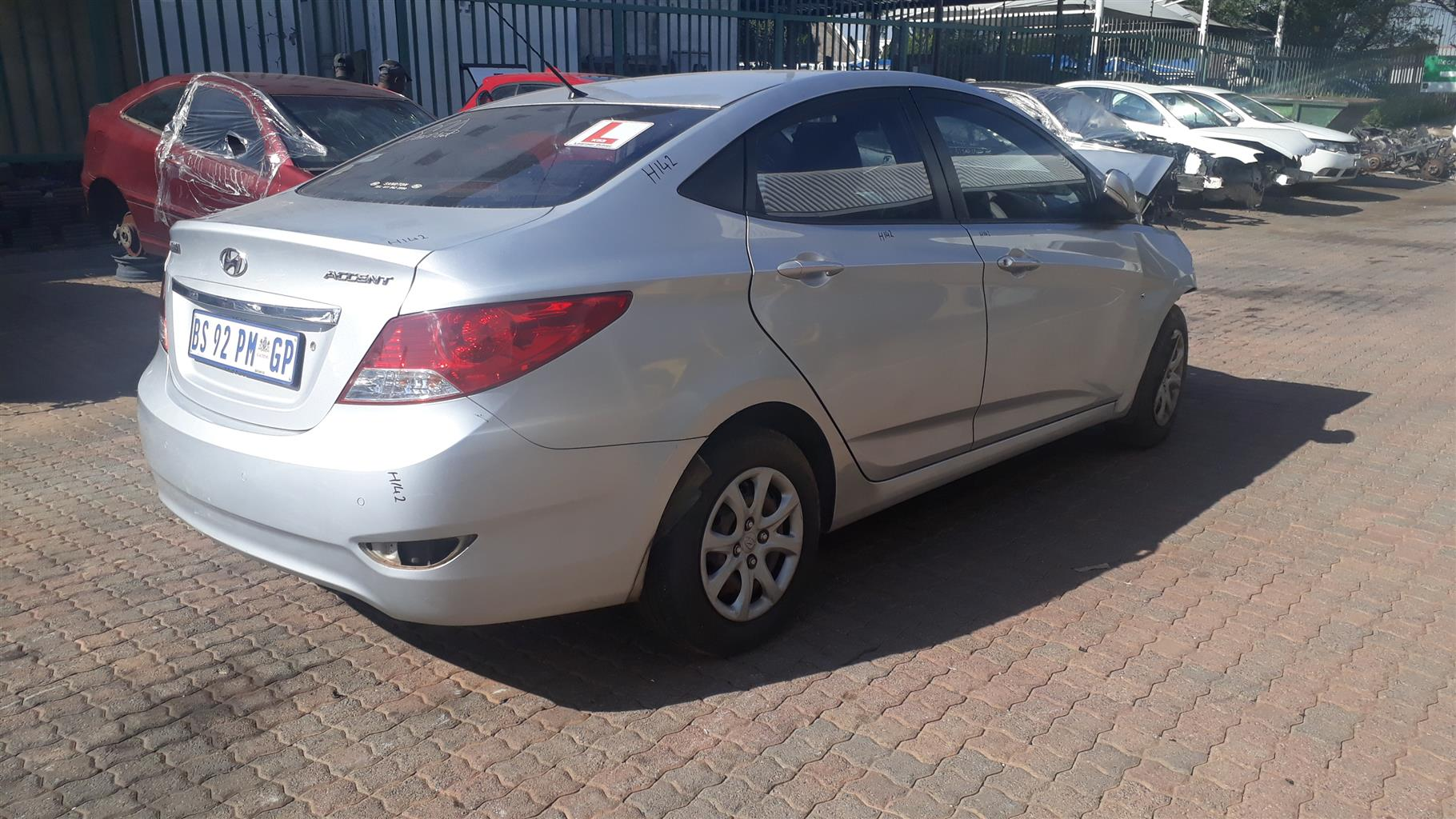 Accent Sedan Spare Parts For Sale