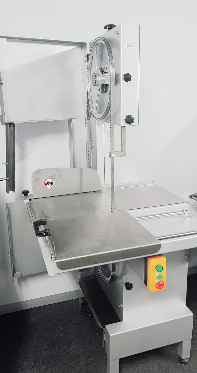 MEAT CUTTING MACHINE – BANDSAW FOR SALE – MEAT SAW – BAND SAW MACHINE – BUTCHER SAW – MEAT CUTTER