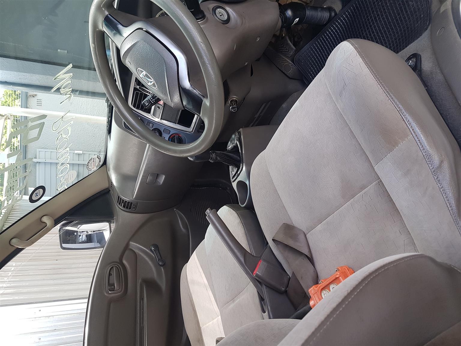 2012 Hyundai H-100 Bakkie 2.6D tipper
