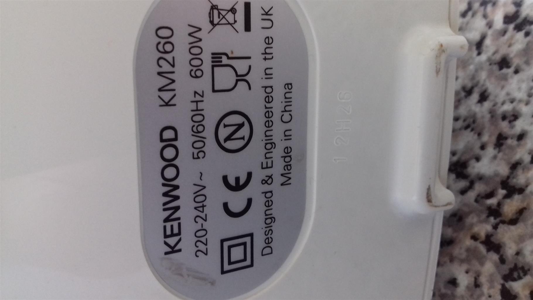 Kenwood Prospero KM260 Food Processor