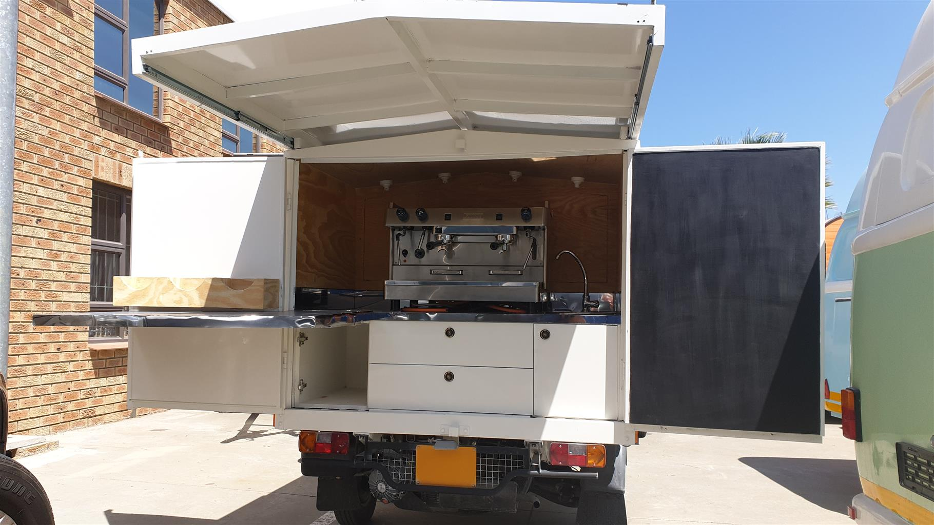 Mobile Coffee Solutions