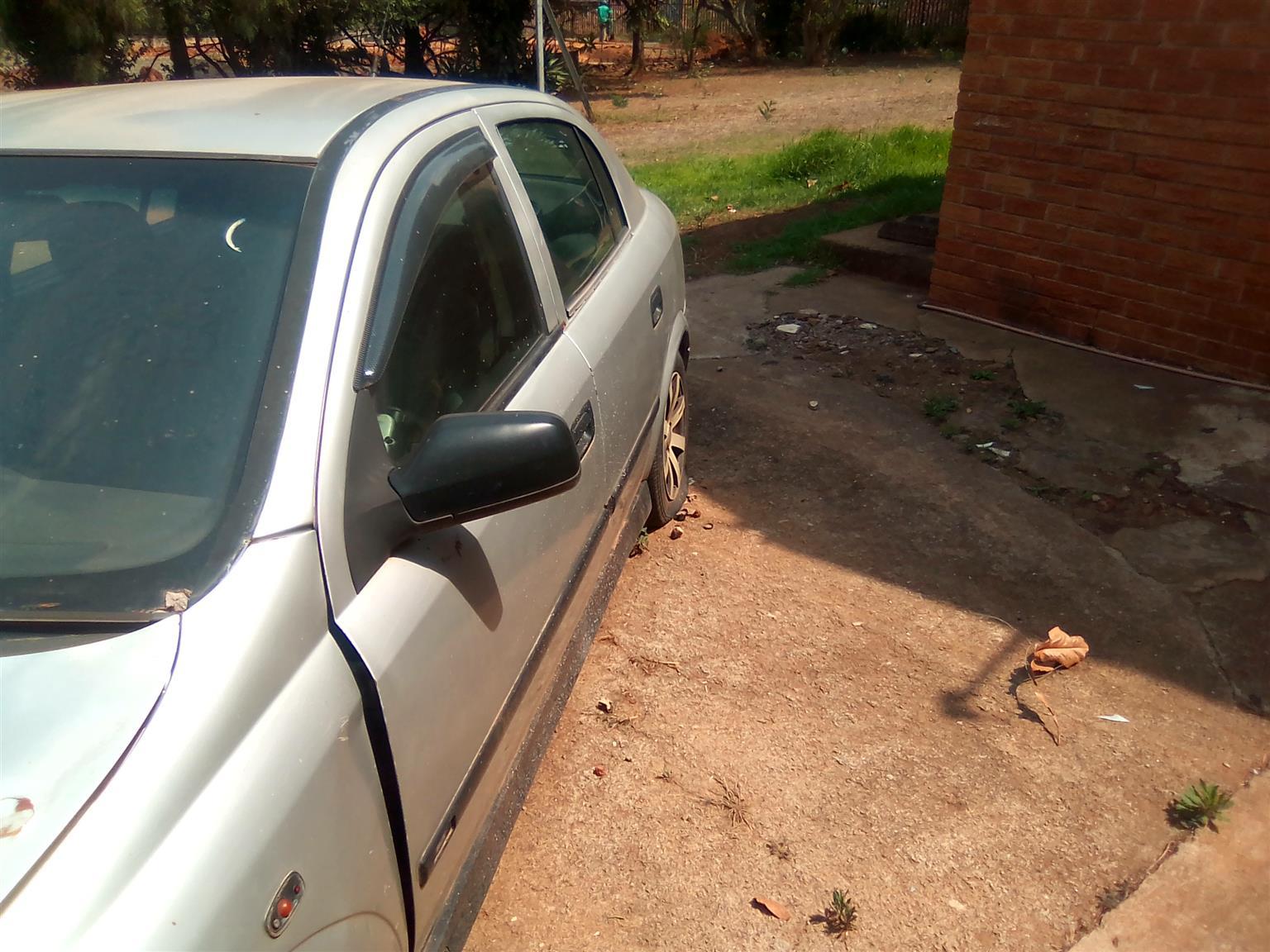 2000 Opel Astra 1.8 Enjoy