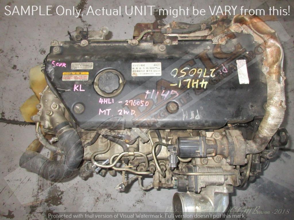 Isuzu Npr Diesel Engine For Sale