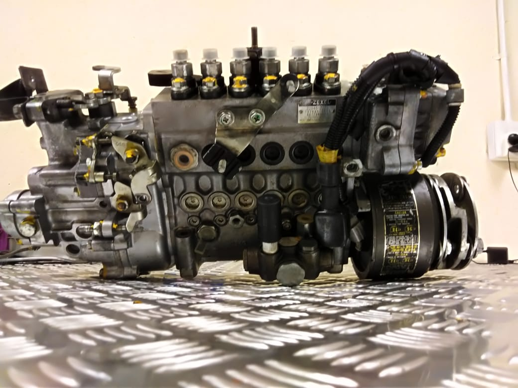 JNC Diesel and Injector services