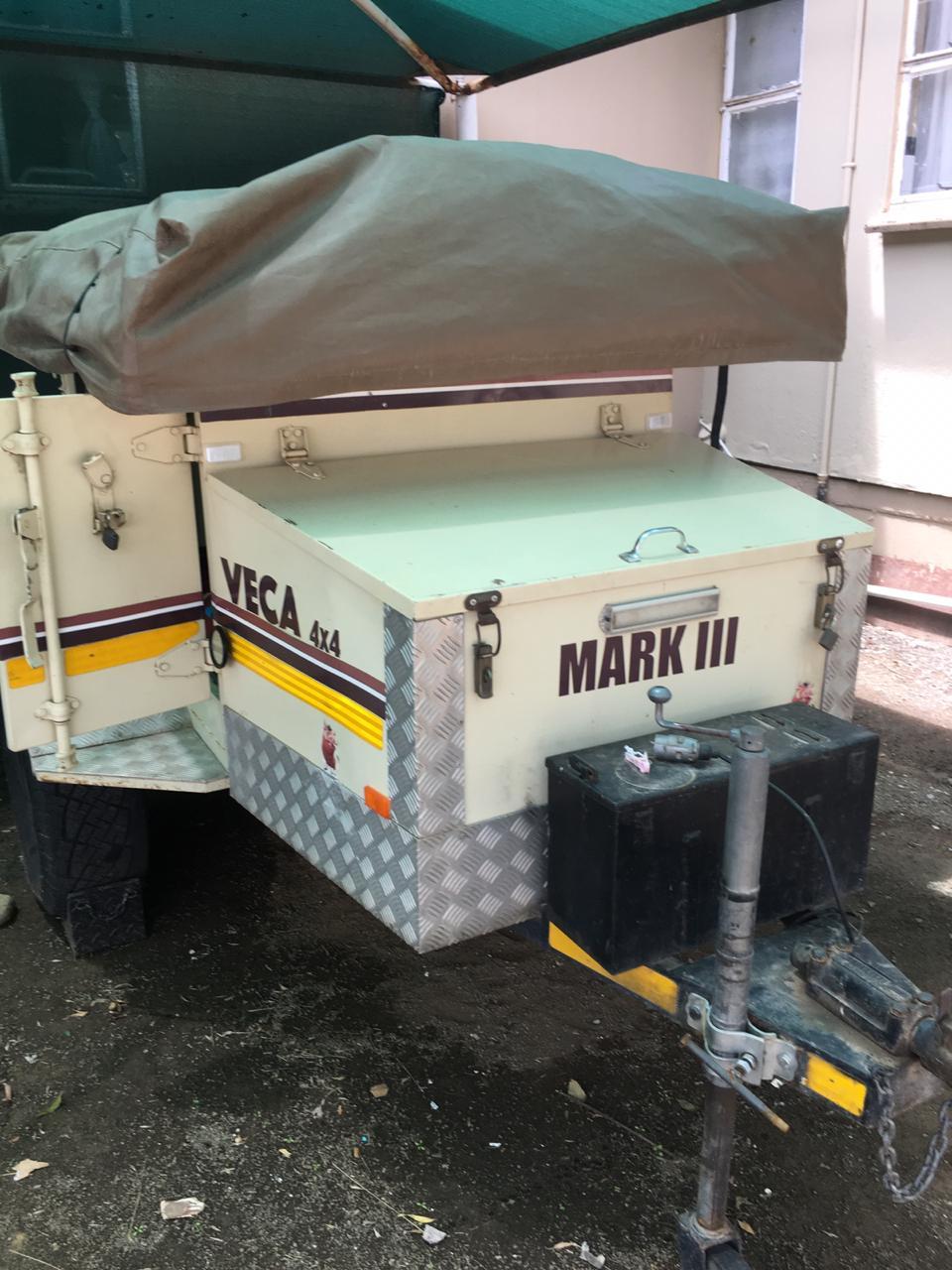 VECA 4X4 MARK III CAMPER TRAILER