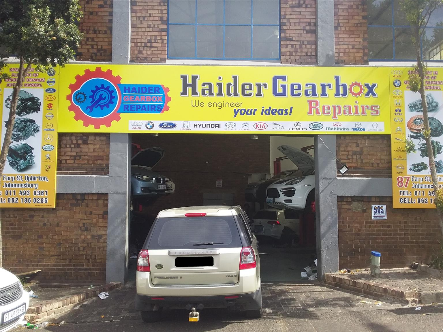 ANY AND ALL MAKE OF VEHICLE GEARBOXES