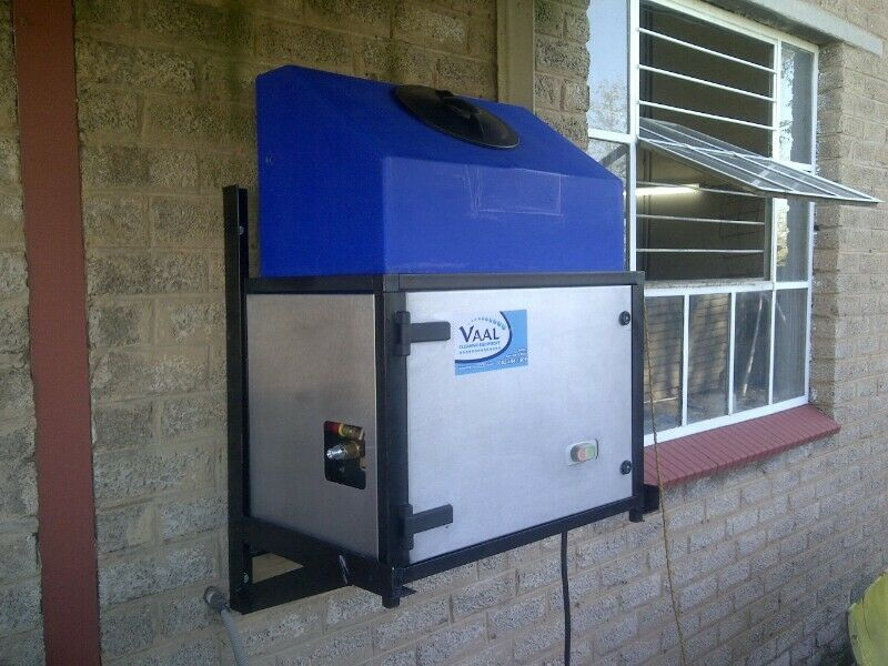 We rent out long term High Pressure washers