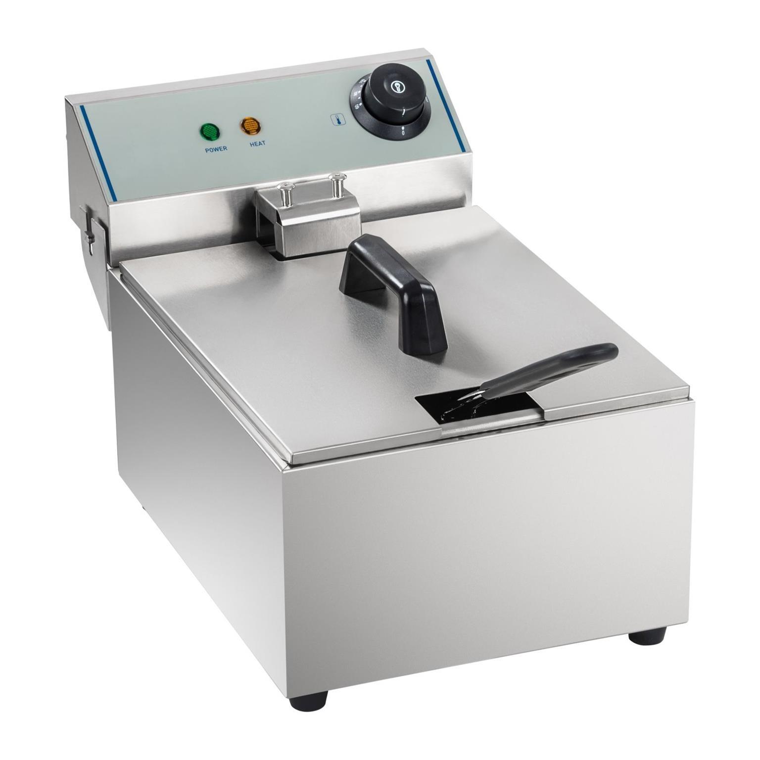 Single Fryer Electric (Exc Vat)