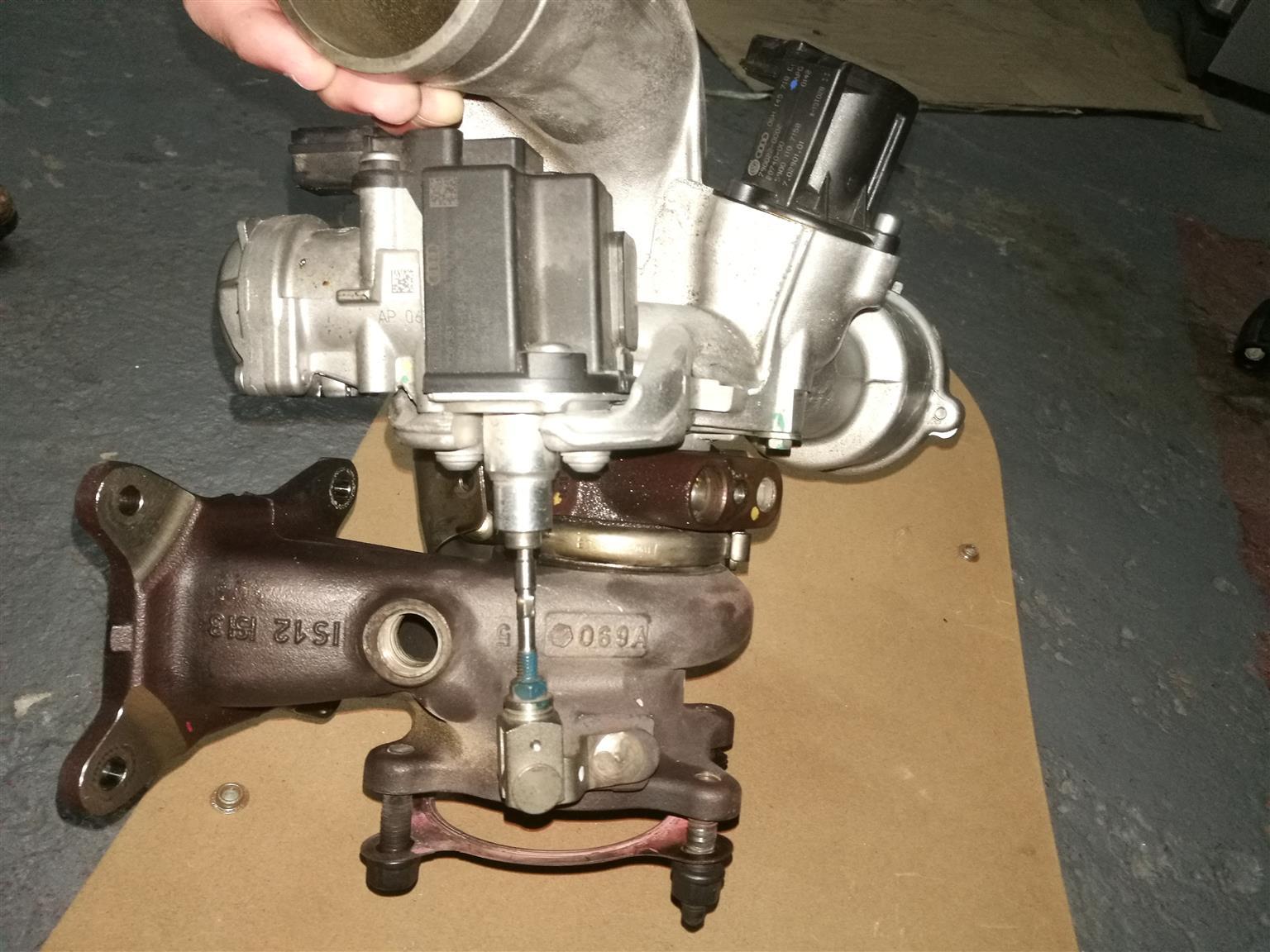 IHI Is12 turbo