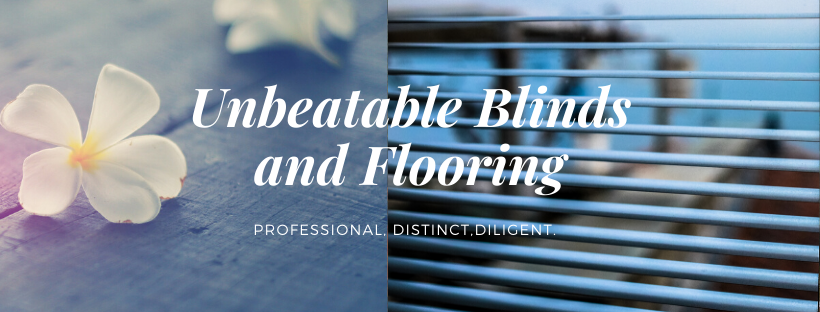 Blinds and Flooring