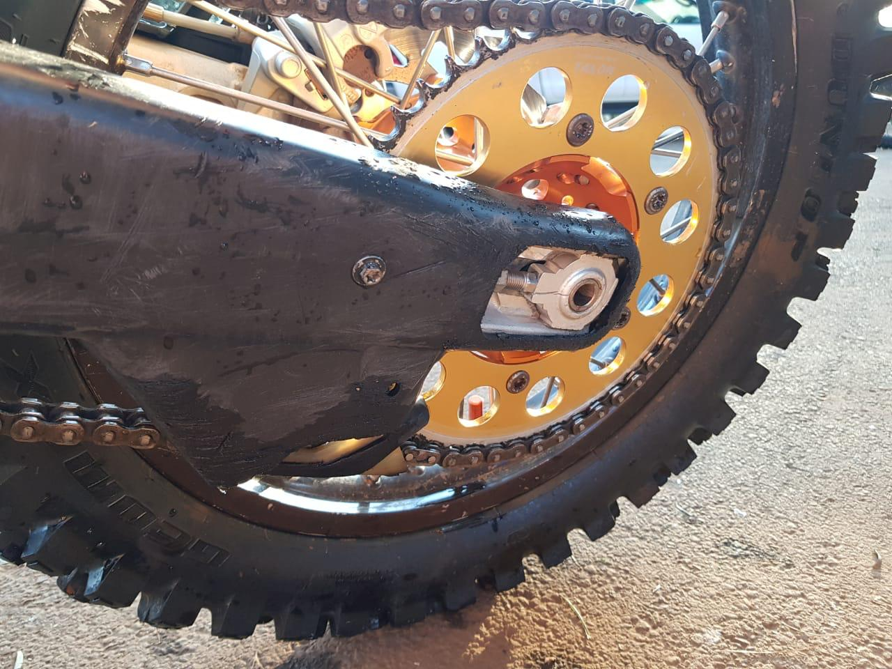 2012 KTM 250 EXC-F
