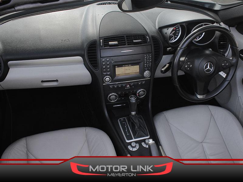 2009 Mercedes Benz SLK 200 Kompressor