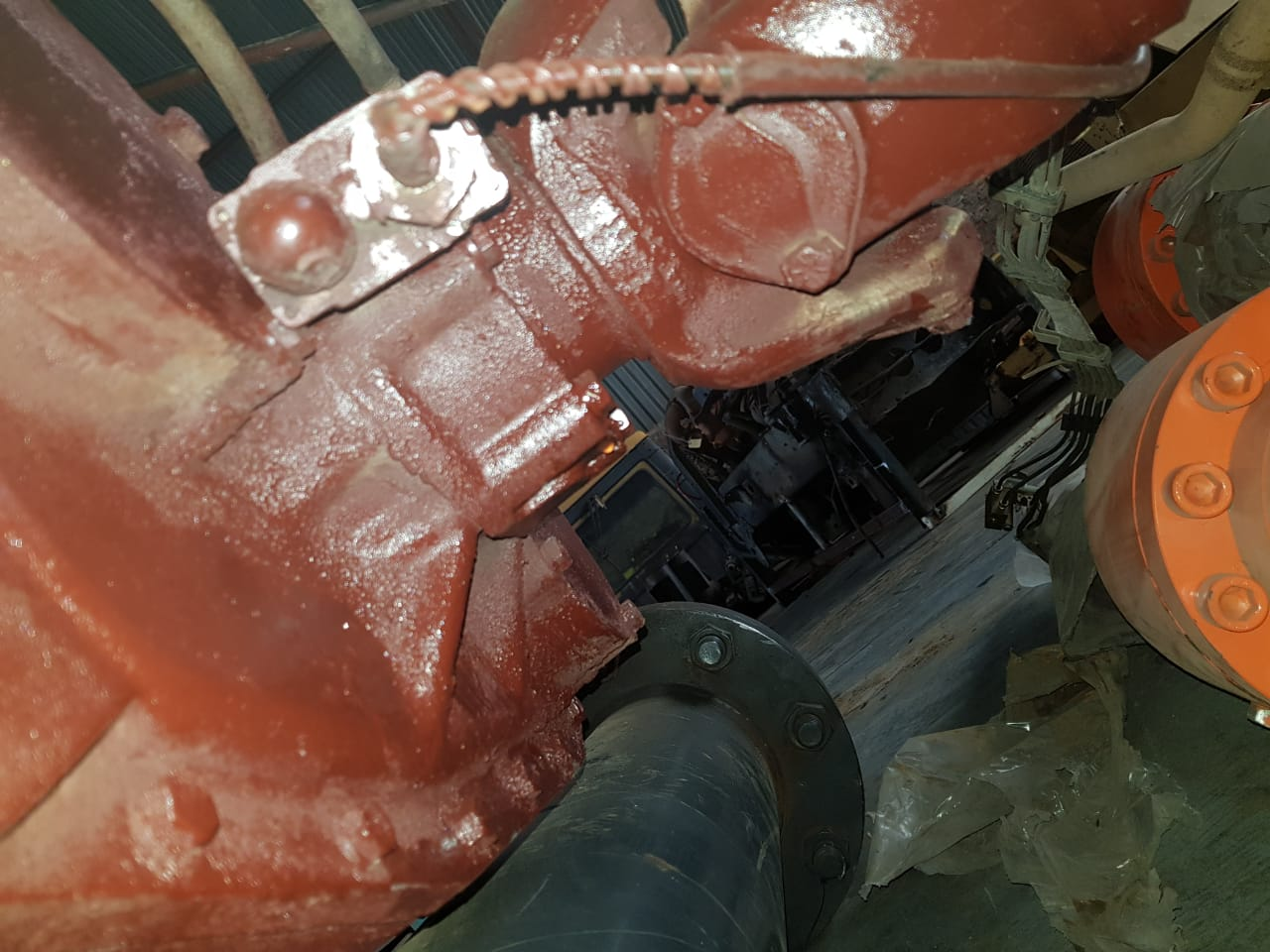 Gearbox Eaton Fuller RTF12509