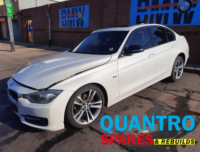 Bmw 3 series f30 2015 n20 350i stripping for spares