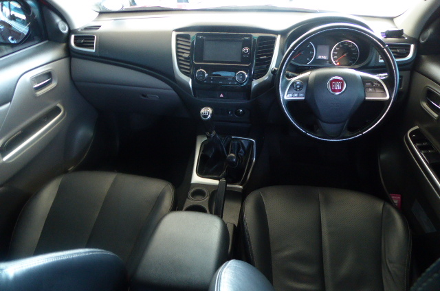 2016 Fiat Fullback 2.5Di D double cab 4x4 LX