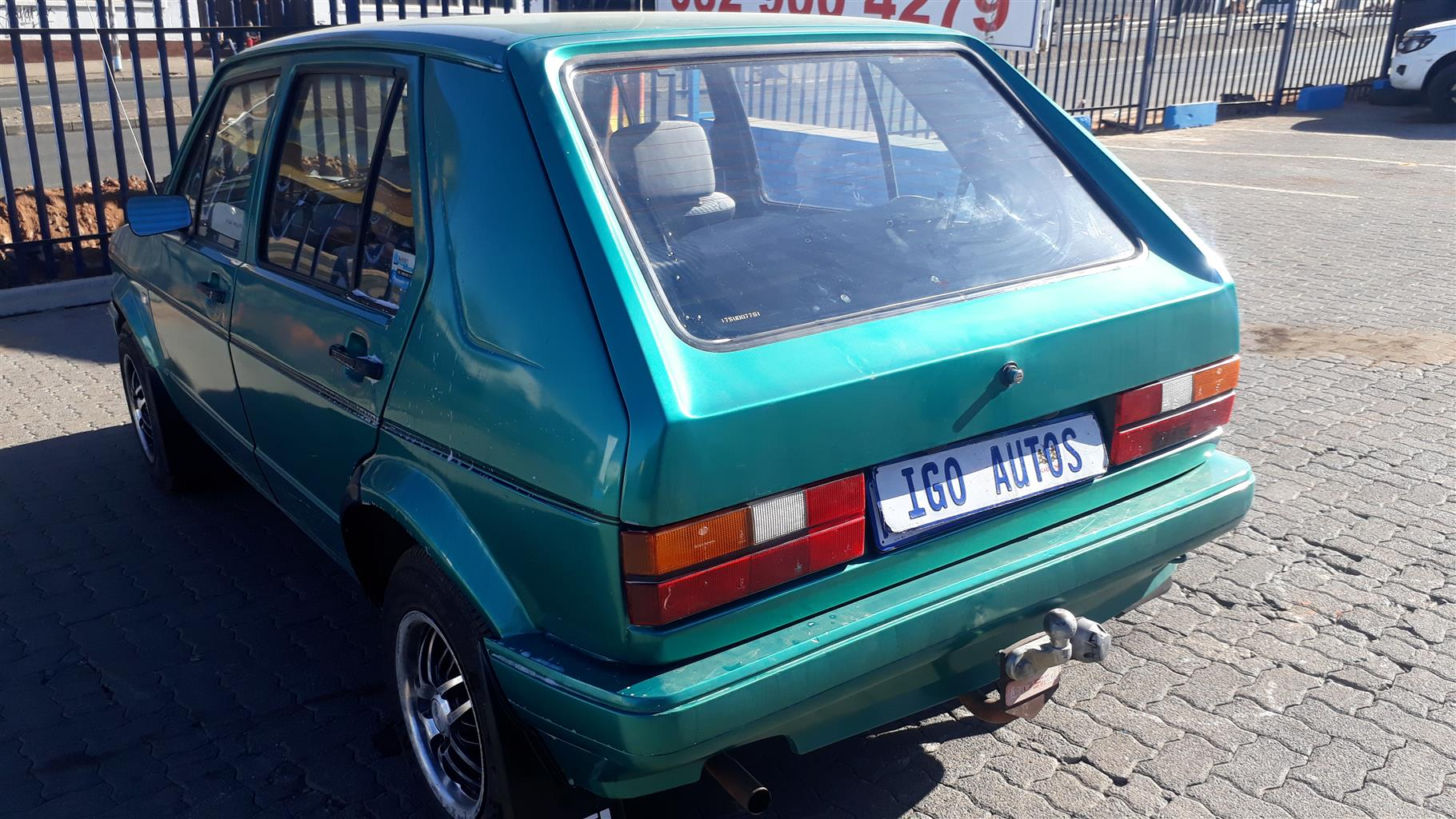 1995 VW Citi CITI 1.6i