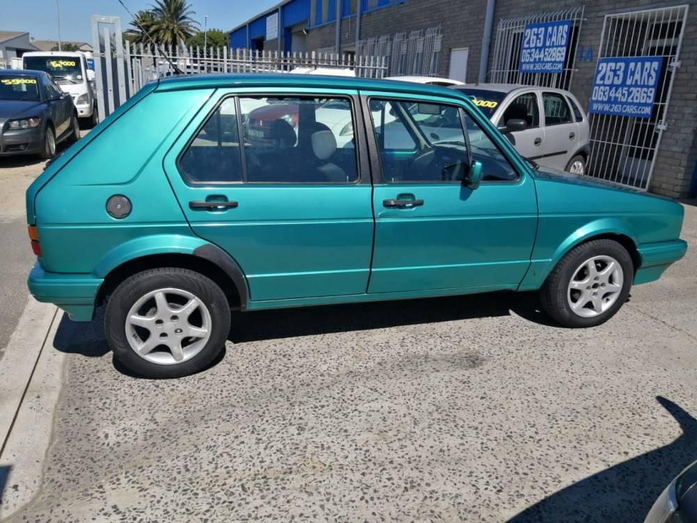 1998 VW Citi CITI CHICO 1.4