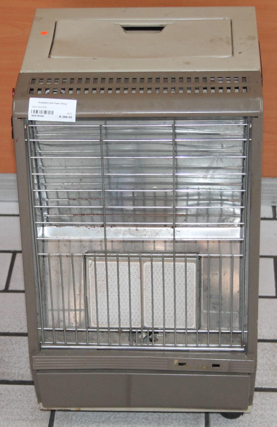 Gas heater S041933A #Rosettenvillepawnshop