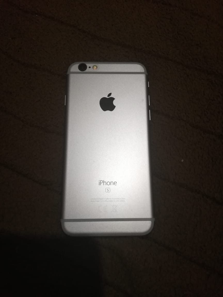 iphone 6s 64G space grey
